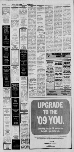 Athens News Courier, January 18, 2009, Page 63
