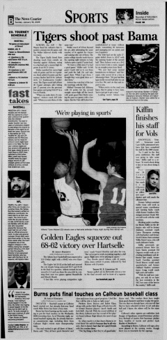 Athens News Courier, January 18, 2009, Page 34