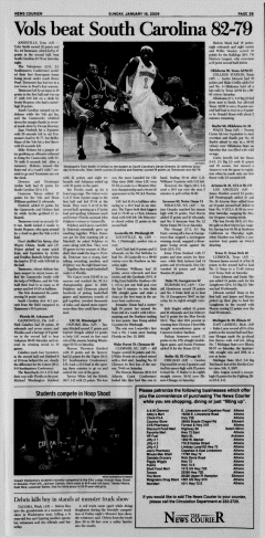 Athens News Courier, January 18, 2009, Page 38