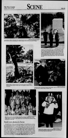 Athens News Courier, January 18, 2009, Page 40
