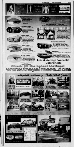 Athens News Courier, January 18, 2009, Page 50