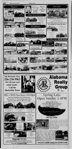 Athens News Courier, January 18, 2009, Page 56