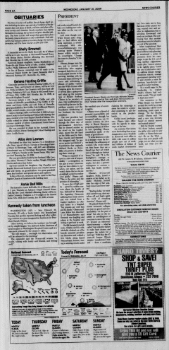Athens News Courier, January 21, 2009, p. 3
