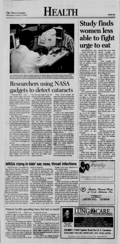 Athens News Courier, January 21, 2009, p. 15
