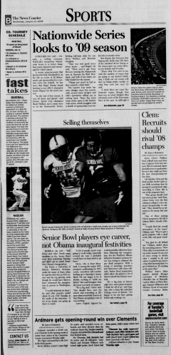 Athens News Courier, January 21, 2009, Page 33