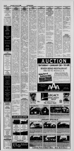 Athens News Courier, January 21, 2009, Page 44