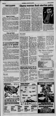 Athens News Courier, January 24, 2009, Page 3