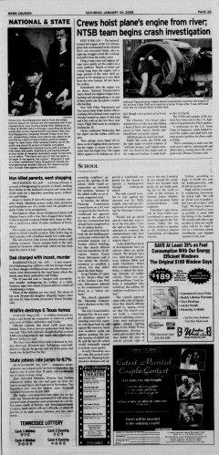 Athens News Courier, January 24, 2009, Page 5