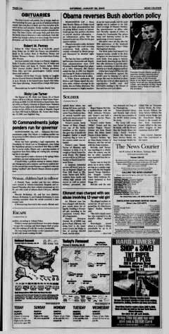 Athens News Courier, January 24, 2009, Page 4