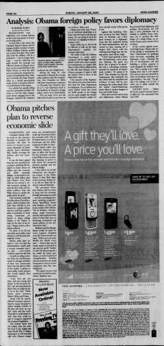 Athens News Courier, January 25, 2009, Page 15