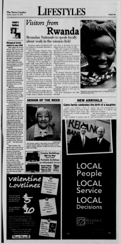 Athens News Courier, January 25, 2009, Page 18