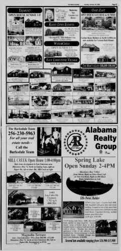 Athens News Courier, January 25, 2009, Page 62