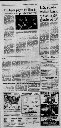 Athens News Courier, January 28, 2009, Page 3
