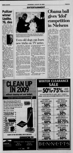 Athens News Courier, January 28, 2009, Page 11
