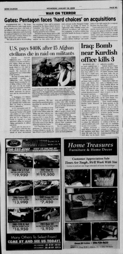Athens News Courier, January 28, 2009, Page 19
