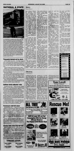 Athens News Courier, January 28, 2009, Page 6