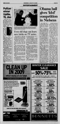 Athens News Courier, January 28, 2009, Page 10