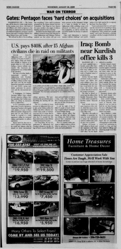Athens News Courier, January 28, 2009, Page 18