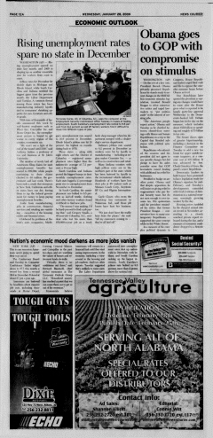 Athens News Courier, January 28, 2009, Page 24