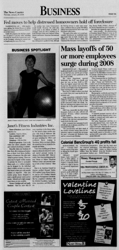 Athens News Courier, January 29, 2009, Page 9