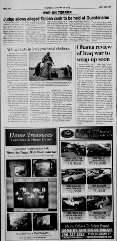 Athens News Courier, January 29, 2009, Page 19