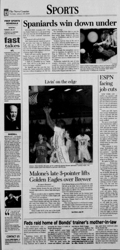 Athens News Courier, January 29, 2009, Page 33