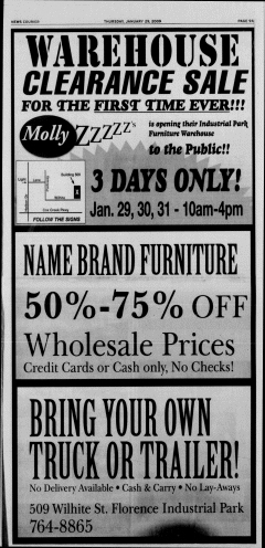 Athens News Courier, January 29, 2009, Page 18
