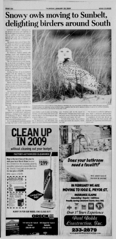 Athens News Courier, January 29, 2009, Page 24