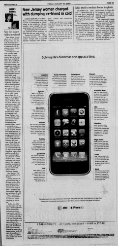 Athens News Courier, January 30, 2009, Page 17