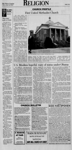Athens News Courier, January 30, 2009, Page 19