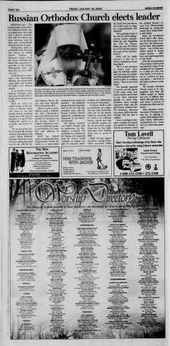 Athens News Courier, January 30, 2009, Page 23