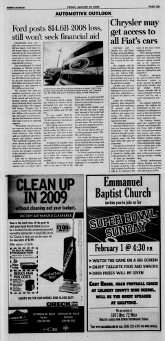 Athens News Courier, January 30, 2009, Page 25