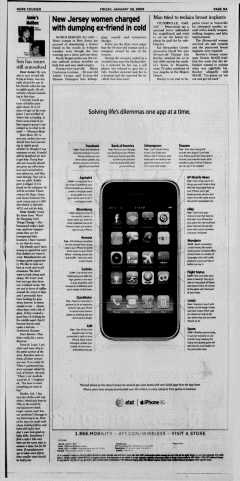 Athens News Courier, January 30, 2009, Page 18