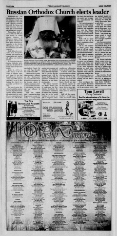 Athens News Courier, January 30, 2009, Page 24