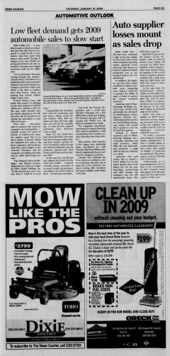Athens News Courier, January 31, 2009, Page 9