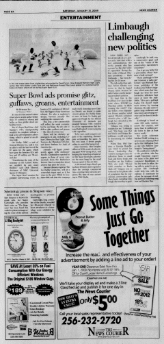 Athens News Courier, January 31, 2009, Page 11