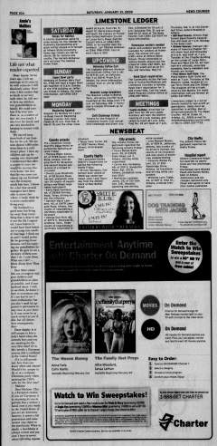 Athens News Courier, January 31, 2009, Page 19