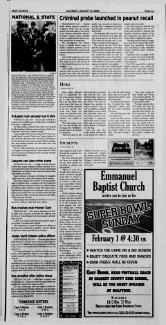 Athens News Courier, January 31, 2009, Page 6