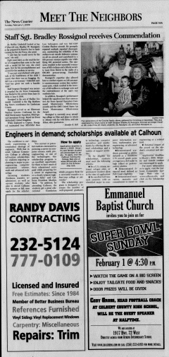 Athens News Courier, February 01, 2009, Page 27