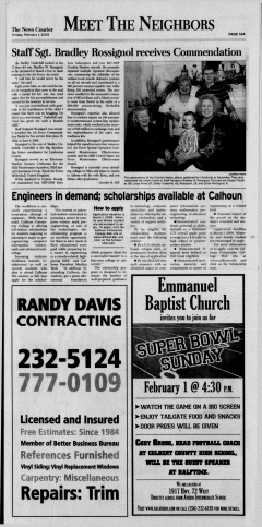 Athens News Courier, February 01, 2009, Page 28