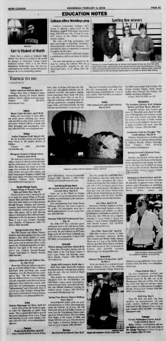 Athens News Courier, February 04, 2009, Page 41