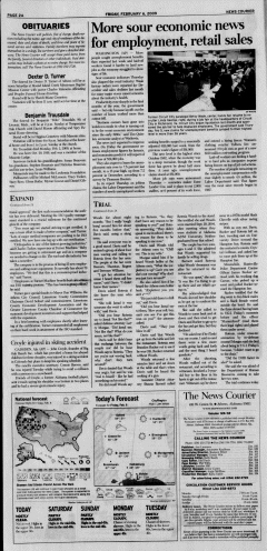 Athens News Courier, February 06, 2009, Page 3