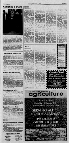 Athens News Courier, February 06, 2009, Page 5