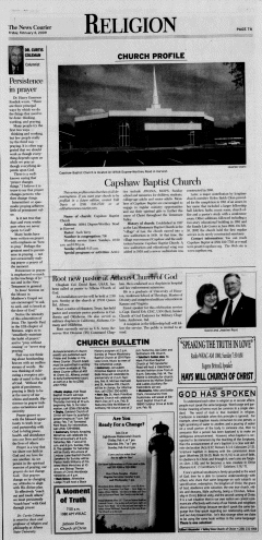 Athens News Courier, February 06, 2009, Page 13