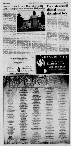 Athens News Courier, February 06, 2009, Page 17