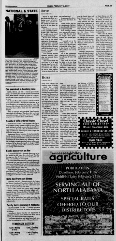 Athens News Courier, February 06, 2009, Page 6