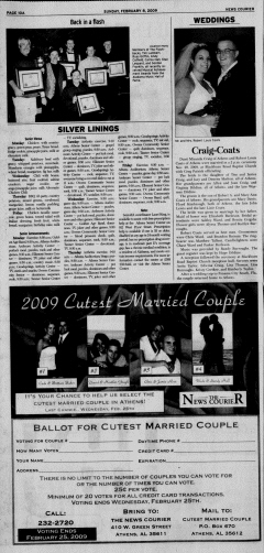 Athens News Courier, February 08, 2009, Page 19