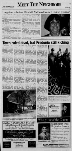 Athens News Courier, February 08, 2009, Page 29