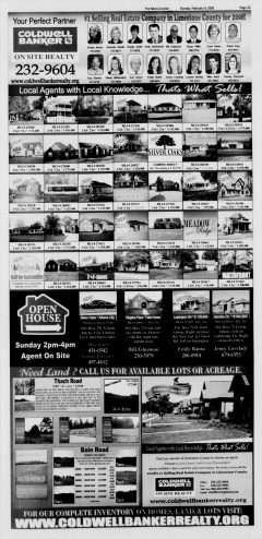 Athens News Courier, February 08, 2009, Page 45