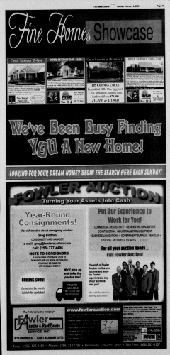 Athens News Courier, February 08, 2009, Page 53
